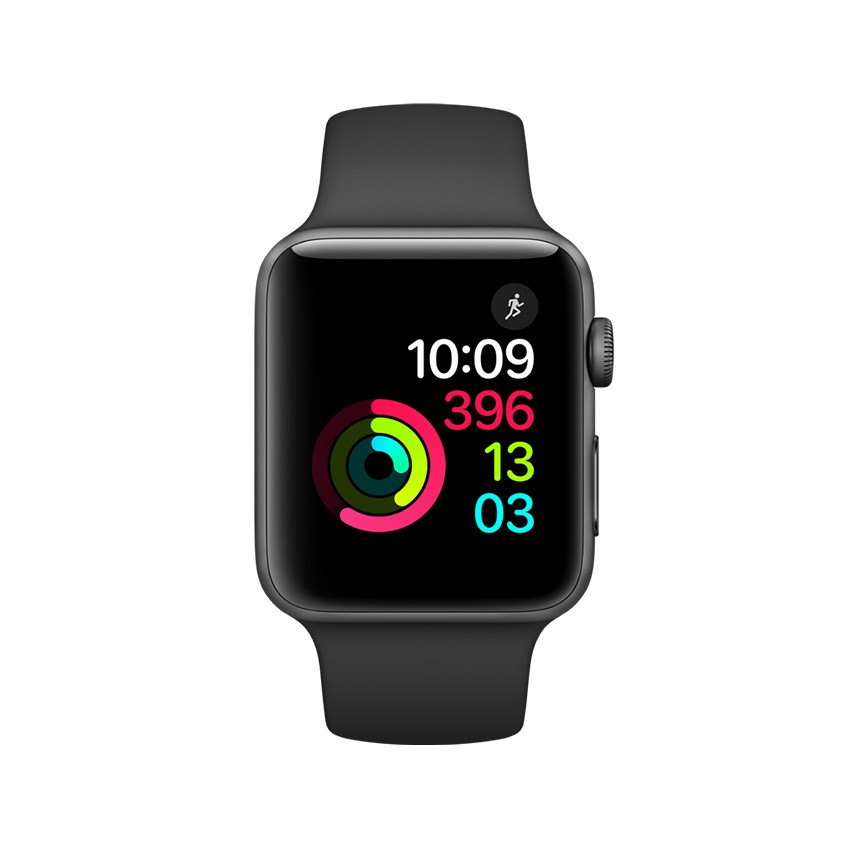 Apple Watch Series 2 - Space Grey Aluminium Case with