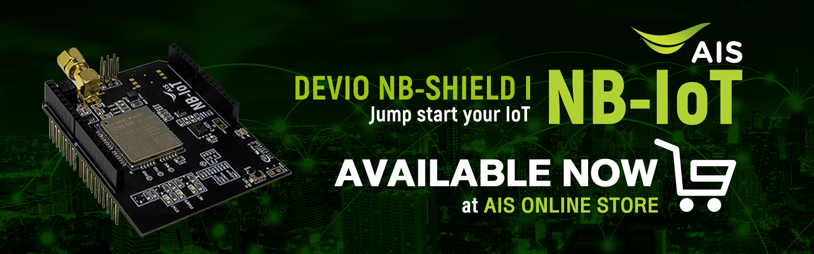 NB-IoT Shield
